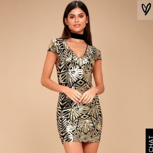 cc7042bdef12 Lulu's Dresses | Lulus Elegant Affair Bodycon Dress | Poshmark